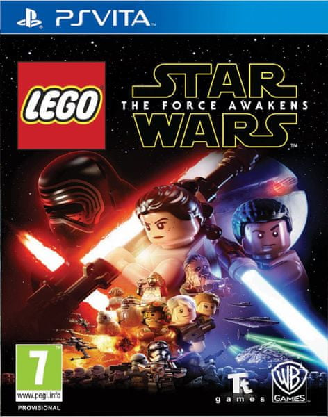 Warner Bros Lego Star Wars: The Force Awakens / PS Vita