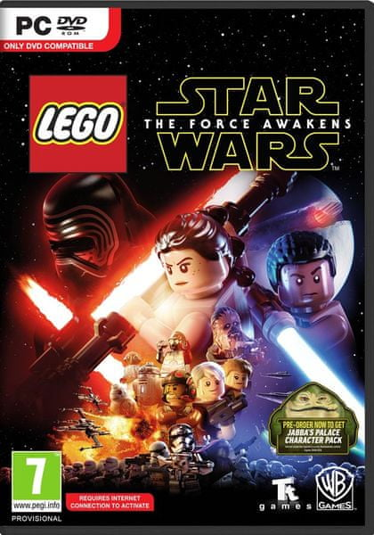 Warner Bros Lego Star Wars: The Force Awakens / PC