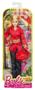 3 - Mattel Barbie w zawodzie strażaka DHB18