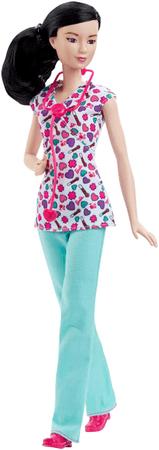 Barbie povolání Zdravotní sestra
