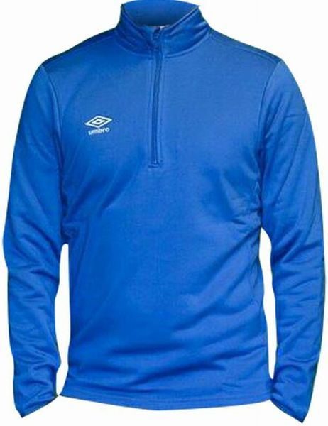 Umbro Micro Fleece 1/2 Zip Royal S/170