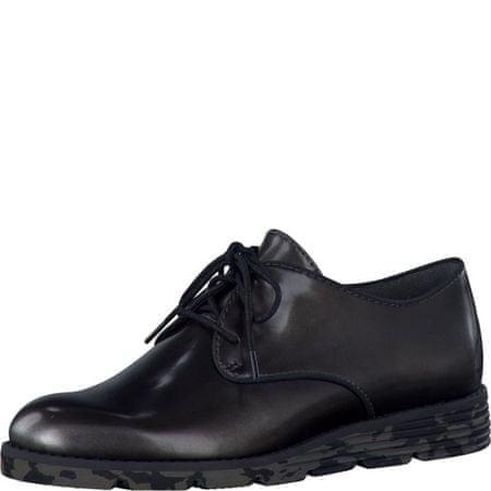 s.Oliver női cipő 38 sötétbarna