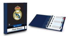 FC Real Madrid Mapa projekt, A4, 100 listna