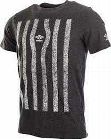 Umbro majica Graphic Cott.5, črna, L/182