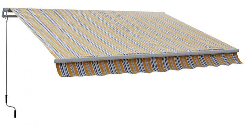 Rojaplast Markýza 3x2m vzor 319