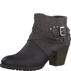 s.Oliver dámská kotníčková obuv