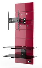 Meliconi Ghost Design 3000 ROTATION, Piros