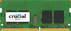 Crucial pomnilnik SODIMM DDR4 16GB PC4-19200 2400MT/s CL17
