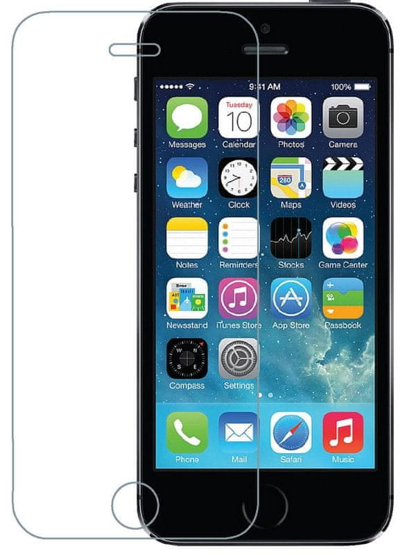 Azuri Apple iPhone 5/5S/SE AZSPTGAPPIPH5