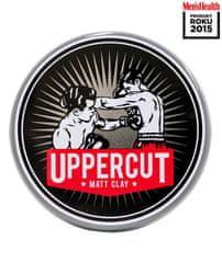 Uppercut Deluxe matowa pasta do włosów Matt Clay - 60 g