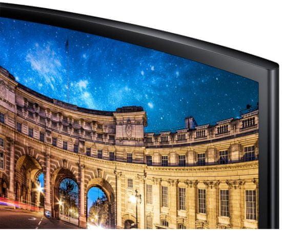 Samsung C24F390F monitor