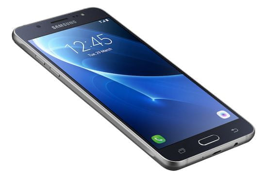 Samsung GSM telefon Galaxy J5, črn (J510F)