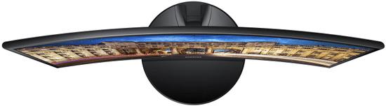 Samsung C27F390FHU Full HD monitor (LC27F390FHUXDU) - Odprta embalaža