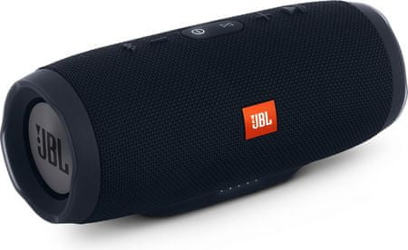JBL Charge 3 Bluetooth hangszóró, Fekete