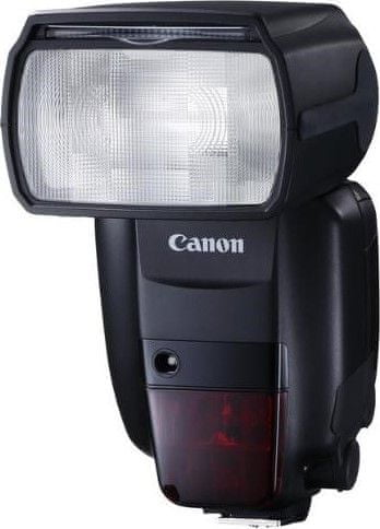 Canon Speedlite 600EX II-RT + 3000 Kč od Canonu zpět!