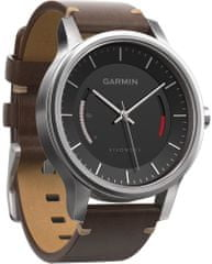Garmin Vívomove Premium Steinless Steel
