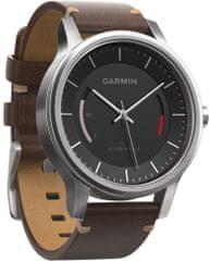Garmin zegarek męski Vívomove Premium Steinless Steel