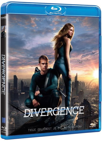 Divergence - Blu-ray