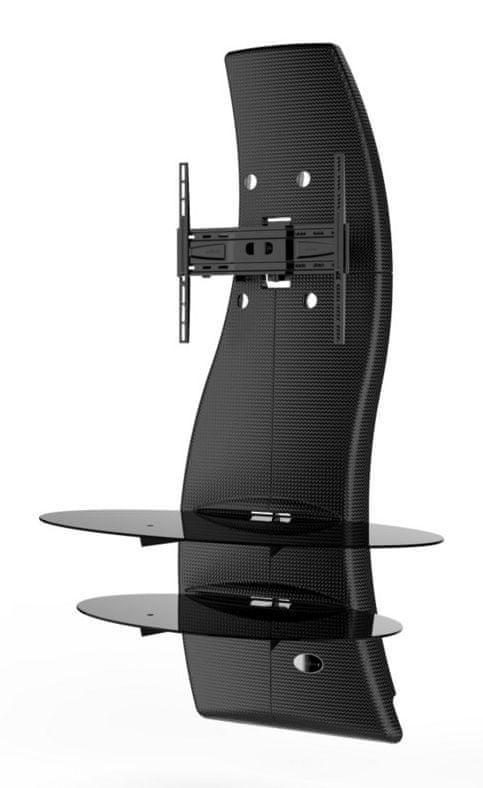 Meliconi Ghost Design 2000, karbon - zánovní