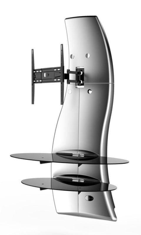 Meliconi Ghost Design 2000 ROTATION, šedá