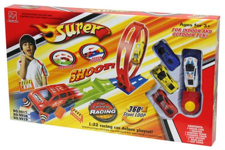 Unikatoy pista Shooter Racing (24709)