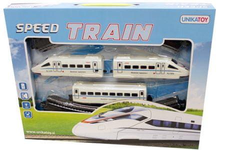 Unikatoy  baterijska garnitura vlaka Express (24504)