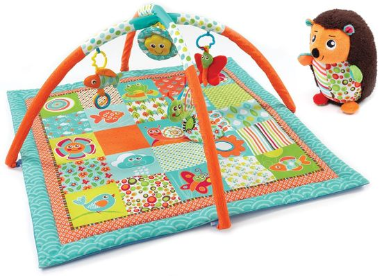 Playgro Hrací podložka zahrada