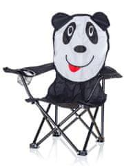 Happy Green krzesło dziecięce, panda