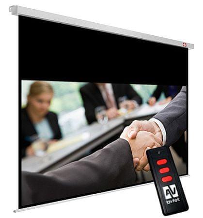 Avtek električno platno Business 200 (16:9)