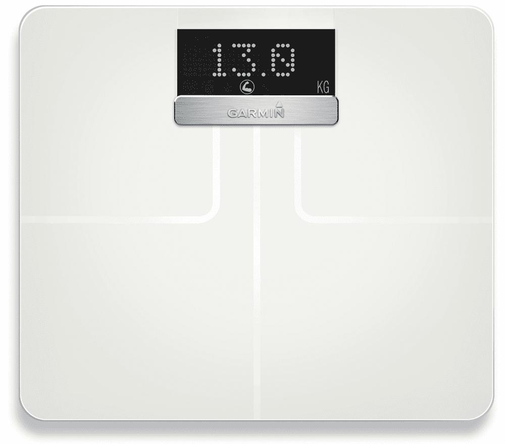 Garmin Index Chytrá váha bílá