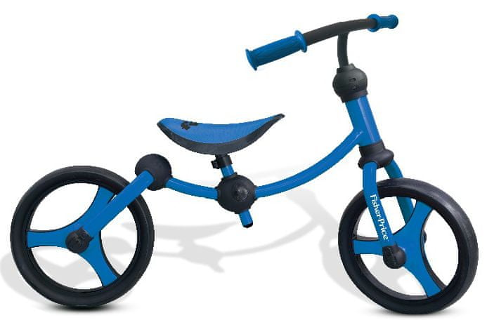 Fisher-Price Balanční kolo Smart trike modrá