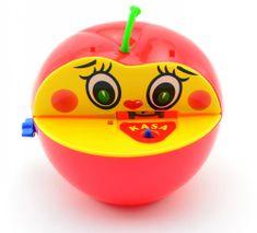 Teddies Pokladnička Jablko s červíkem
