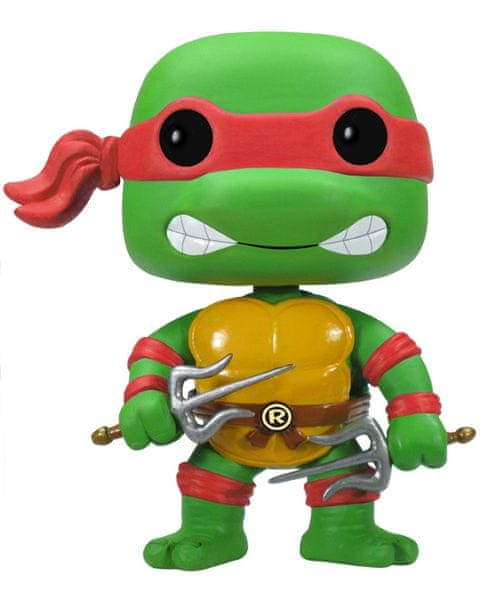 ADC Blackfire Funko POP TV : TMNT – Raphael
