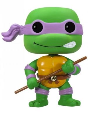 ADC Blackfire Funko POP TV : TMNT– Donatello