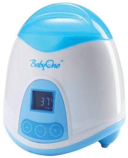 BabyOno Ohřívač a sterilizátor lahví elektrický 2v1