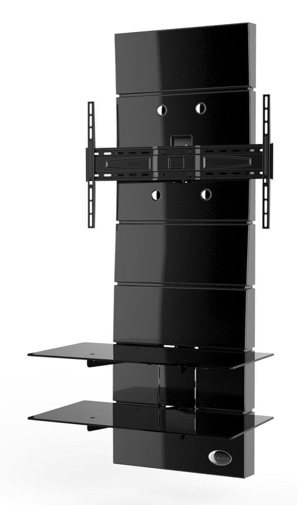 Meliconi Ghost Design 3000, černá