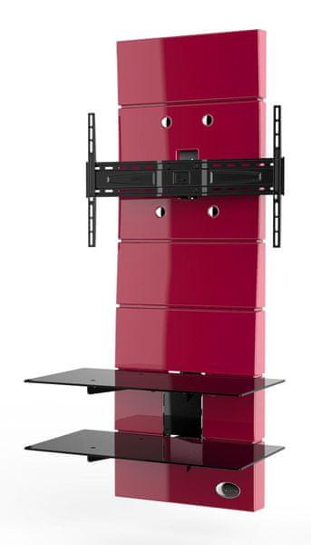 Meliconi Ghost Design 3000, červená