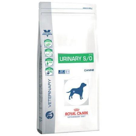 Royal Canin hrana za pse VD Canine Urinary S/O, 14 kg