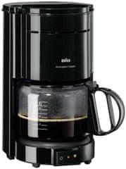 BRAUN KF 47/1 BK Kávéfőző