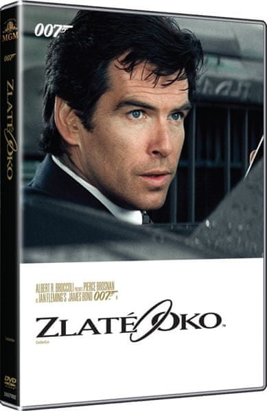 James Bond: Zlaté oko - DVD