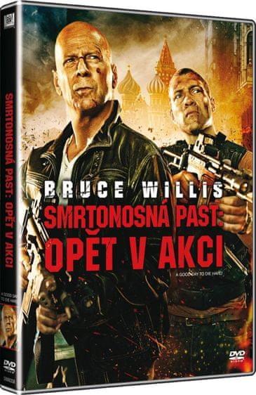 Smrtonosná past: Opět v akci - DVD