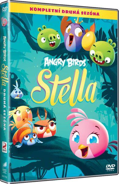 Angry Birds: Stella (2. série) - DVD