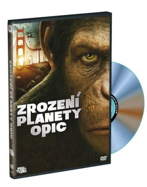 Zrození planety opic - DVD