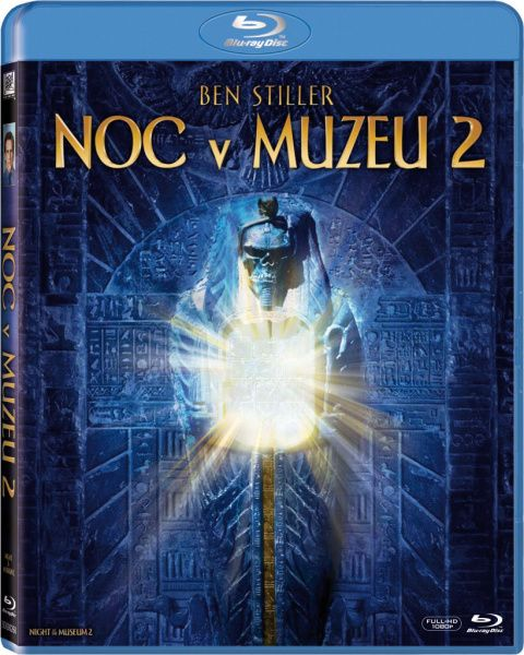 Noc v muzeu 2 - Blu-ray