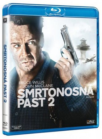 Smrtonosná past 2   - Blu-ray