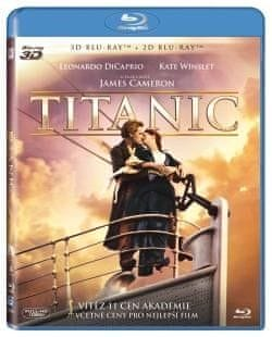Titanic 3D - Blu-ray