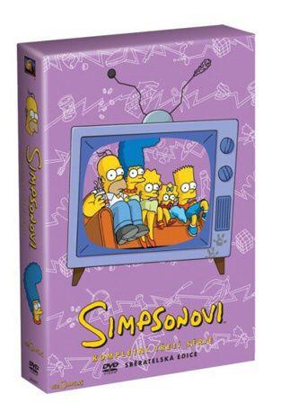 Simpsonovi: 3. série - DVD