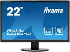 iiyama LED monitor ProLite E2282HD-B1