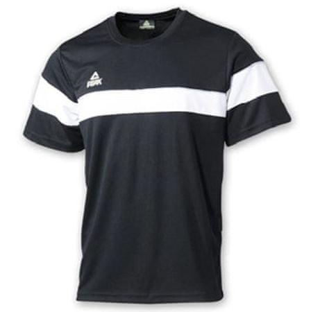 Peak majica AP07, XL, črno/bela