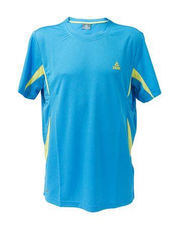 Peak tekaška majica M F612901, L, modra
